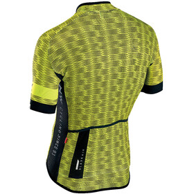 Northwave Blade Air 3 SS Jersey Men yellowflu/black